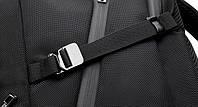 Дизайнерский дорожный рюкзак для ноутбука 17 дюймов Arctic Hunter B00295, влагозащищённый, 28л, фото 6
