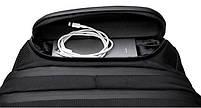 Дизайнерский дорожный рюкзак для ноутбука 17 дюймов Arctic Hunter B00295, влагозащищённый, 28л, фото 9