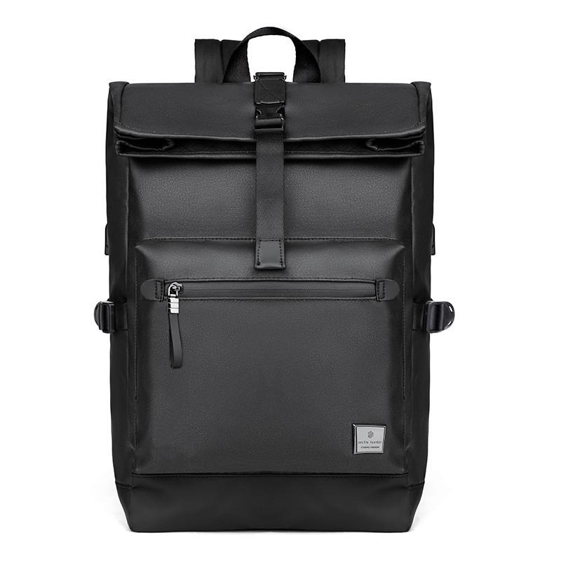Современный модный рюкзак-мешок Arctic Hunter B00293 с отделением для ноутбука 15,6 дюймов, 23л