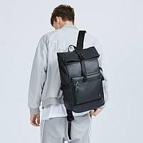 Современный модный рюкзак-мешок Arctic Hunter B00293 с отделением для ноутбука 15,6 дюймов, 23л, фото 2