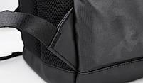 Современный модный рюкзак-мешок Arctic Hunter B00293 с отделением для ноутбука 15,6 дюймов, 23л, фото 6