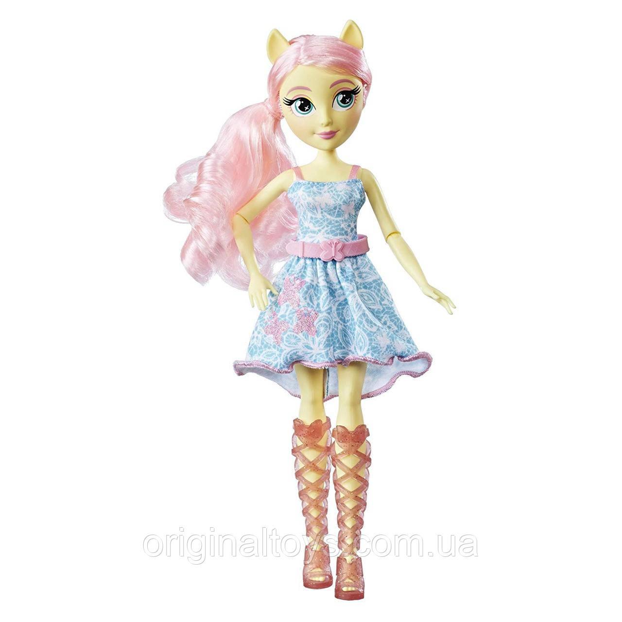 Кукла Флаттершай Девушки Эквестрии My Little Pony Classic Style Hasbro