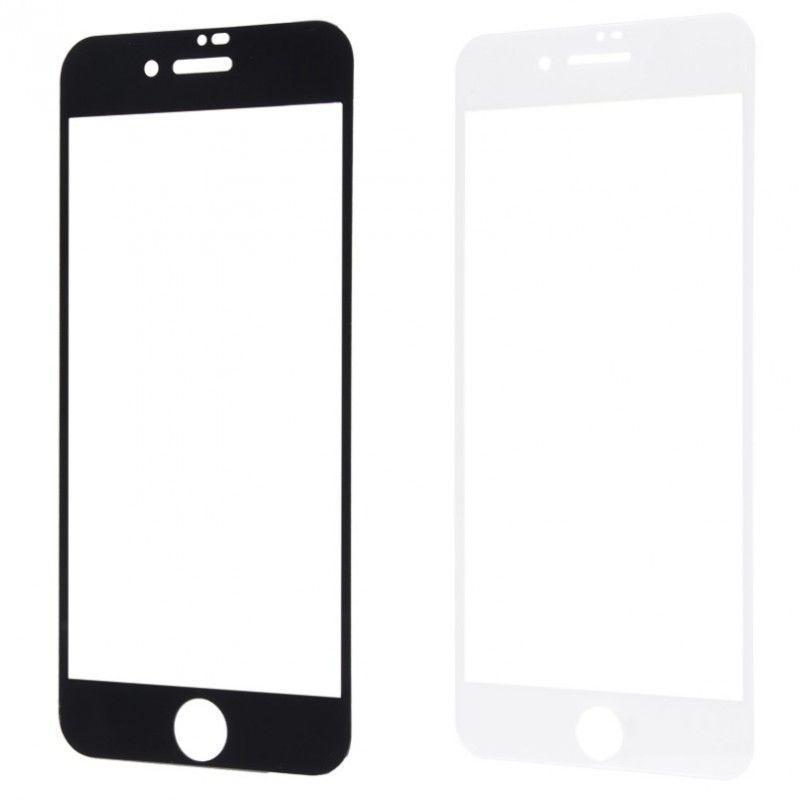 Защитное стекло iPhone 6 Full Glue белое
