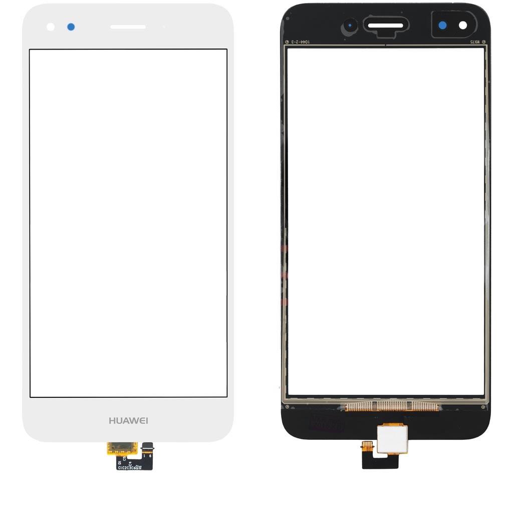 Сенсор (тачскрин) Huawei Nova Lite 2017 (SLA-L22), P9 Lite mini, Y6 Pro 2017 белый