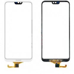 Сенсор (тачскрин) Huawei P20 Lite, Nova 3e (ANE-LX1) белый