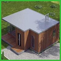 Монтаж ПВХ ТПО-мембрана (Плоска покрівля Вашого будинку) -гарантія 10років