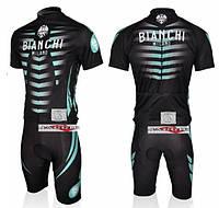 Велоформа Bianchi 2010 v1  bib