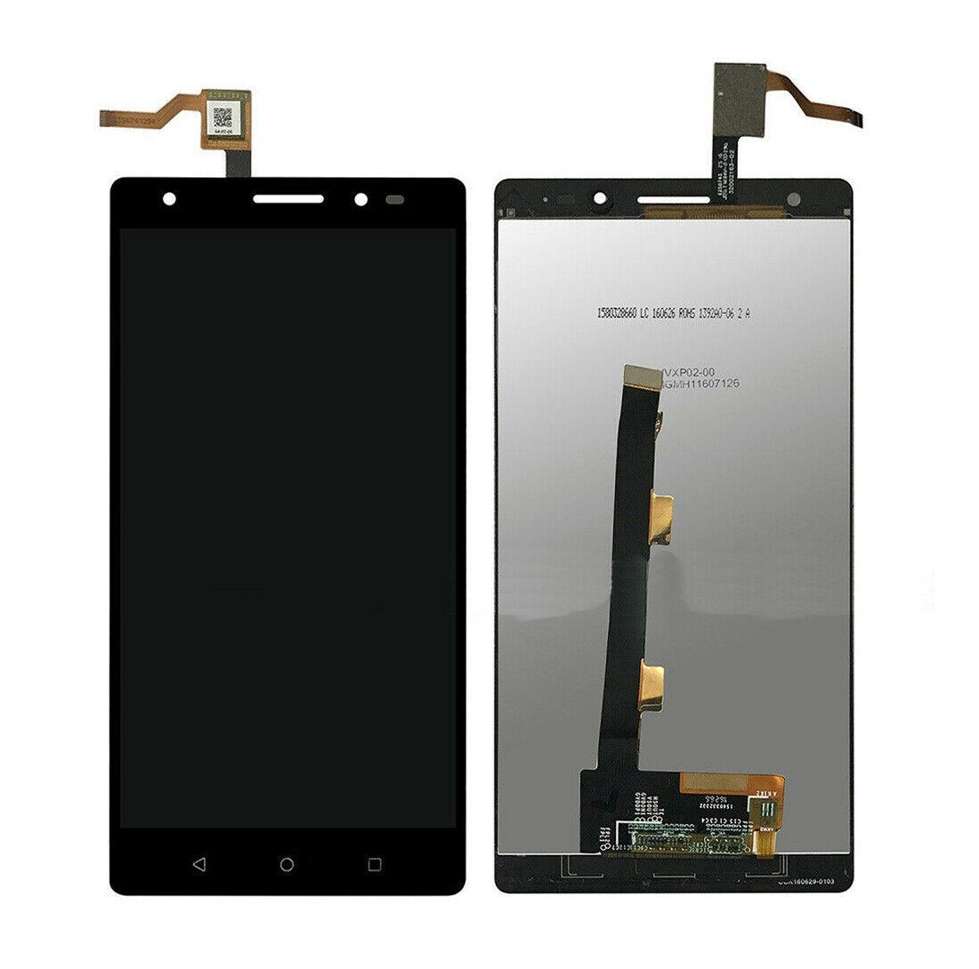 Дисплей Lenovo PB2-670M Phab 2 Plus + сенсор чёрный