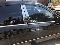 Хром накладки Mercedes E-class W211