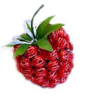 Фрукты ягоды из конфет
