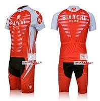 Велоформа Bianchi 2010 v2  bib, фото 1