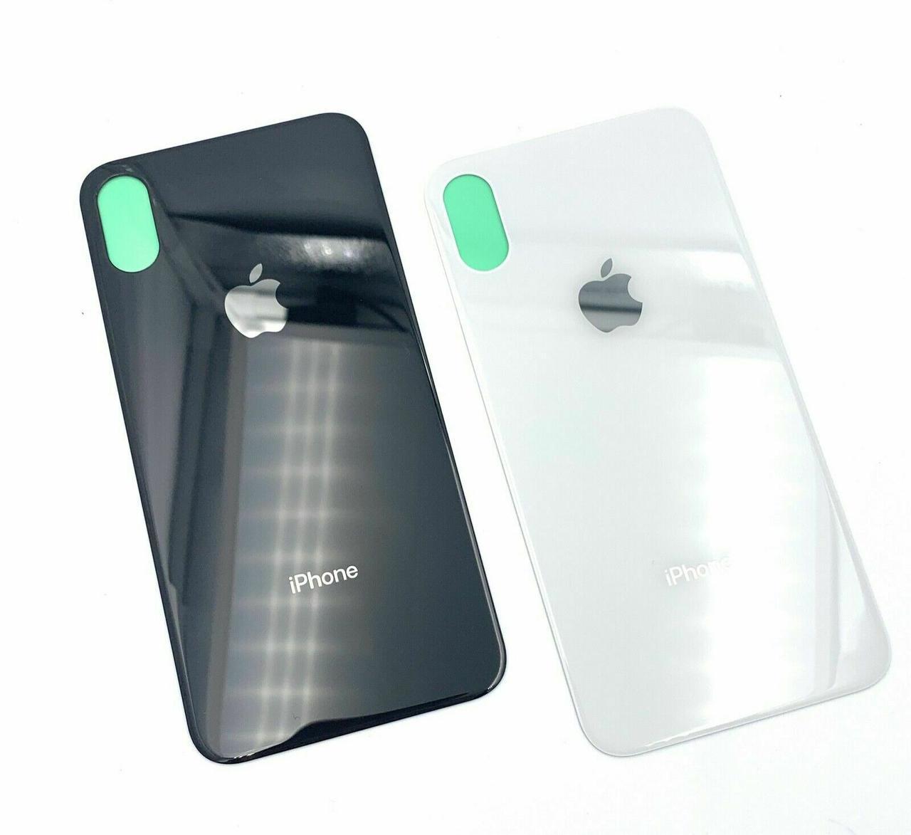 Задняя крышка корпус iPhone XS Max белая