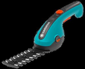Комплект аккумуляторных ножниц для газонов и кустарников ClassicCut, Gardena