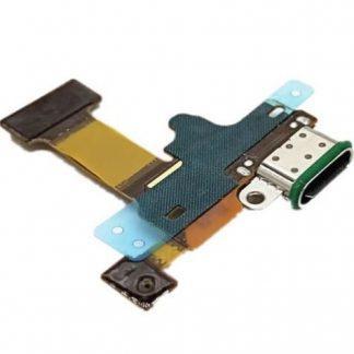 Шлейф LG H930 V30, с разъемом зарядки, с микрофоном, USB Type-C