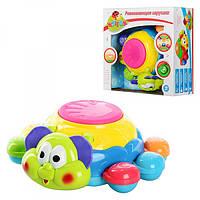 Музыкальная развивающая игрушка для малышей Жучок 7259