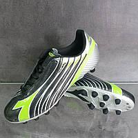 Бутсы футбольные Diadora Solano R MD PU, фото 1