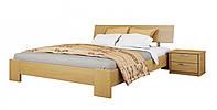 Кровать Estella Титан 160х200 см, бук, Щит