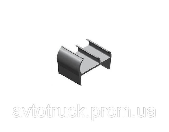 Уплотнители задних ворот грузовых автомобилей 65мм (2,5м/шт)