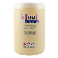Kaaral X-Real Reconstructor Cream Восстанавливающий крем-кондиционер с маточным молочком и пшеничным протеином