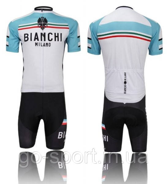 Велоформа Bianchi 2014 v2 bib