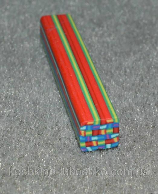 Фімо палички (штанги). 10 мм.