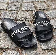 Шлепанцы мужские Givenchy D7130 черные