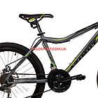 Подростковый велосипед Azimut Voltage 24 D серый, фото 5