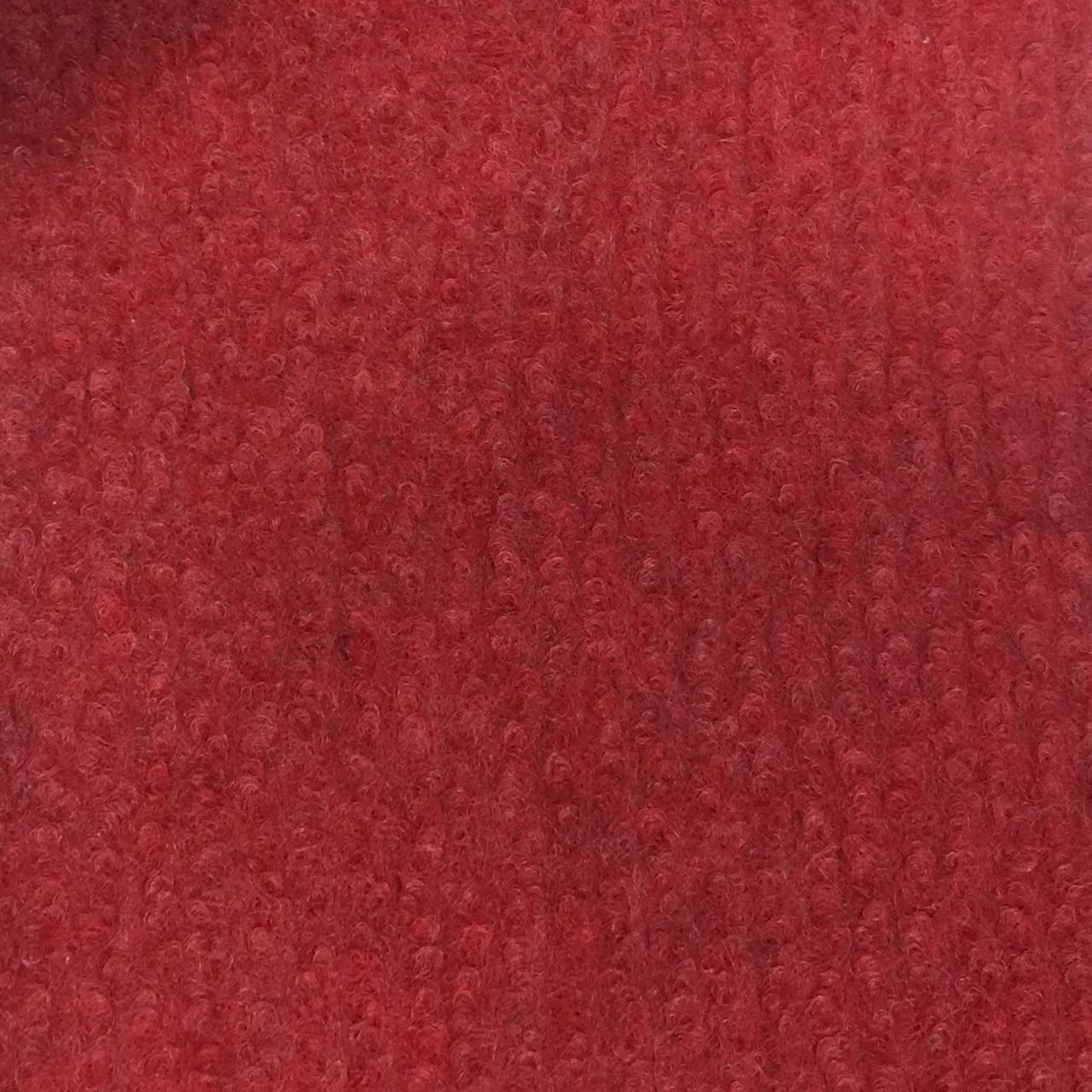 Выставочный ковролин Vebe Красный