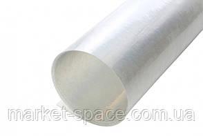 """Пластиковый шифер прямой """"Волнопласт"""". Цвет: прозрачный. Размер рулона: Д:20м*Ш:2м=40 кв.м, фото 2"""