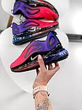 Кроссовки (Nike Air Max 720) (весна/осень, женские, текстиль,), фото 2