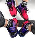 Кроссовки (Nike Air Max 720) (весна/осень, женские, текстиль,), фото 3