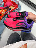 Кроссовки (Nike Air Max 720) (весна/осень, женские, текстиль,), фото 5