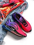 Кроссовки (Nike Air Max 720) (весна/осень, женские, текстиль,), фото 6