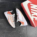 Мужские кроссовки Nike EXP-X14 (бело-оранжевые), фото 3