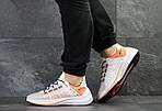 Мужские кроссовки Nike EXP-X14 (бело-оранжевые), фото 5