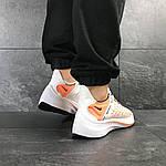 Мужские кроссовки Nike EXP-X14 (бело-оранжевые), фото 6