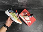 Мужские кроссовки Nike EXP-X14 (оранжево-желтые), фото 4