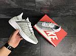Мужские кроссовки Nike EXP-X14 (серо-белые), фото 3