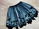 Комплект двойка реглан и юбка кот летучая мышь H&M (Англия) (Размер 6-8Т), фото 5