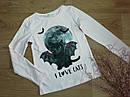 Комплект двойка реглан и юбка кот летучая мышь H&M (Англия) (Размер 6-8Т), фото 3