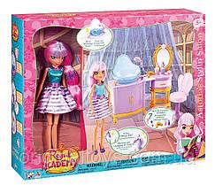 Игровой набор Салон Красоты кукла Астория Королевская Академия Regal Academy