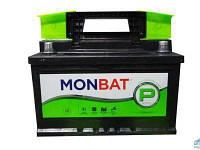 """Аккумулятор Monbat 6СТ-50 SMF P  (50 Ач, 440 А, """"+"""" справа)"""