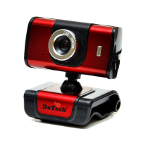 Веб-камера DeTech FM393