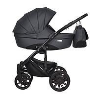 Детская универсальная коляска 2 в 1 Riko Sigma 01 Antracite