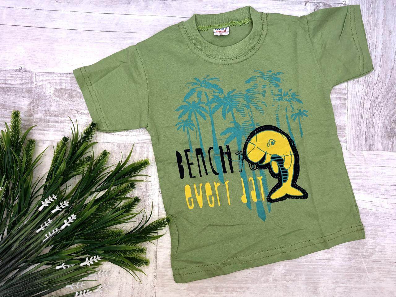 Детские футболки 1-2-3 года