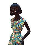 Плаття шовкове з спідницею до складу Арт.1116 р. 44,48, фото 2