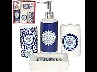 Набор аксессуаров для ванной комнаты 4пр. S&T Восток 888-06-012 S&T