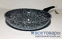 Сковорода Edenberg с мраморным покрытием, 26 см, фото 1