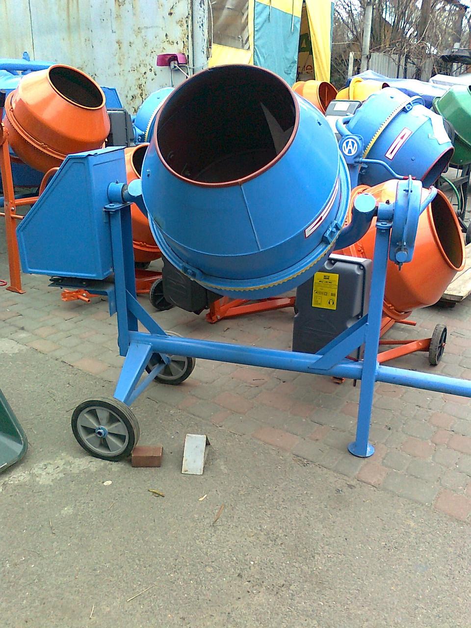 Бетонозмішувач BWA-160/110 на 220 Вольт