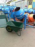 Бетонозмішувач BWA-160/110 на 220 Вольт, фото 2